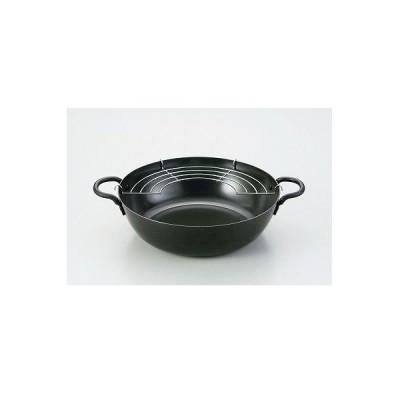 和平フレイズ 燕三 鉄共柄天ぷら鍋24cm/EM-8289 24cm