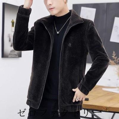 旅行 入学式  ジャケット メンズコート 厚手上着 ショートコート 定番 カッコイイ ファッション カジュアル テーラードジャケット 暖かい コート 防寒 通勤 通学