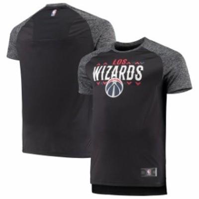 Fanatics Branded ファナティクス ブランド スポーツ用品  Fanatics Branded Washington Wizards Gray Big & Tall Noches Shooting Ragla