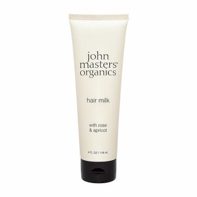 ジョンマスターオーガニック(John Masters Organics) R&Aヘアミルク N(ローズ&アプリコット) 118ml