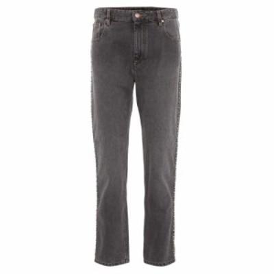 イザベル マラン Isabel Marant レディース ジーンズ・デニム ボトムス・パンツ Ulyff embellished jeans Grey/Light Pink