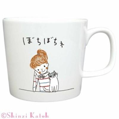 Shinzi Katoh Cheri マグ ぼちぼちね ARK-1483-4