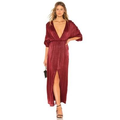 ハウスオブハーロウ1960 House of Harlow 1960 レディース ワンピース ワンピース・ドレス x REVOLVE Rhea Dress Raspberry Red