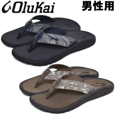 オルカイ OHANA PA 男性用 OLUKAI OHANA PA 10437 メンズ サンダル (1396-0049)