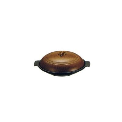 やまと 陶板鍋 18cm 浅型