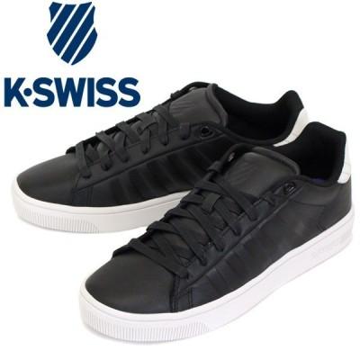 sale セール K-SWISS (ケースイス) 36054534 COURT FRASCO コートフラスコ スニーカー Black/Black/NimbusCloud KS044
