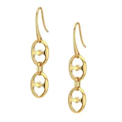 ケイトスペード ピアス Kate Spade Duo Link Double Drop Earrings (Gold) デュオ リンク ダブル ドロップ ピアス(ゴールド)