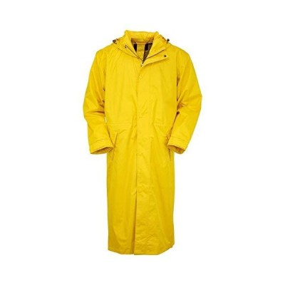 Outback Trading Company Unisex 2406 Pak-A-Roo Duster Waterproof Windproof Seam-Sealed Long Sleeve Rain Coat, Gold, X-Large