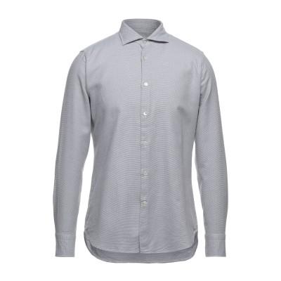 ローダ RODA シャツ グレー 40 コットン 100% シャツ