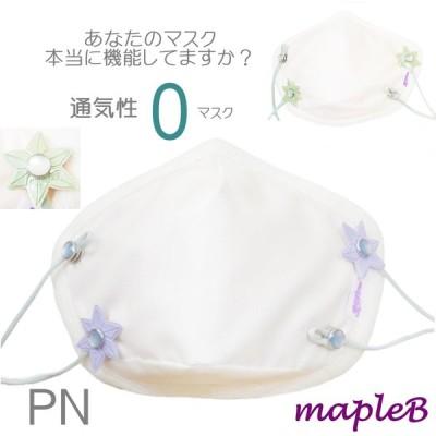 マスク 日本製 防護マスクメンソール付 メープルB エナメルデザイン