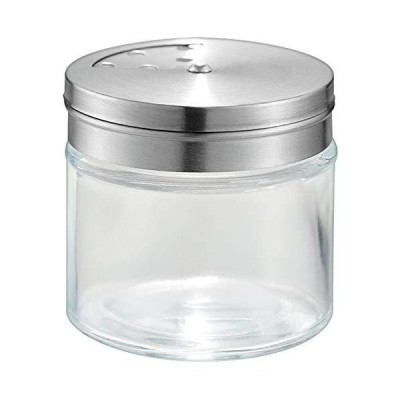 エコー金属 ガラス調味料入れ 100ml 0449-238