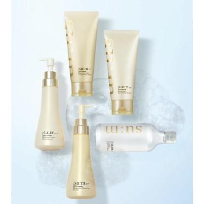 Su:m37˚ Skin Saver Cleansing Foam /Cleansing Water   スム37˚スキンセーバー エッセンシャル クレンジングフォーム/ クレンジングウォーター