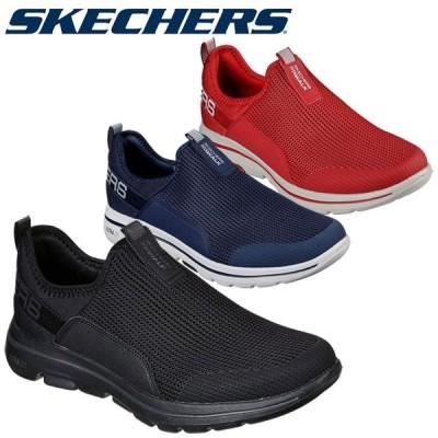 スケッチャーズ   GO WALK 5  DOWNDRAFT   216015 メンズシューズ