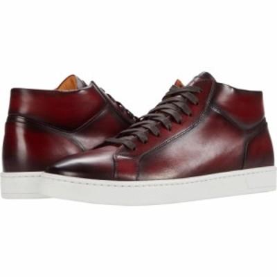マグナーニ Magnanni メンズ シューズ・靴 Coto Mid Red