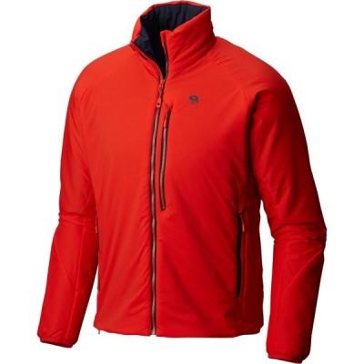 マウンテンハードウェア Mountain Hardwear メンズ ジャケット アウター Kor Jacket Fiery Red