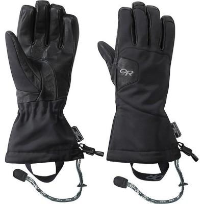 アウトドアリサーチ 手袋 メンズ アクセサリー Outdoor Research Luminary Sensor Glove Black