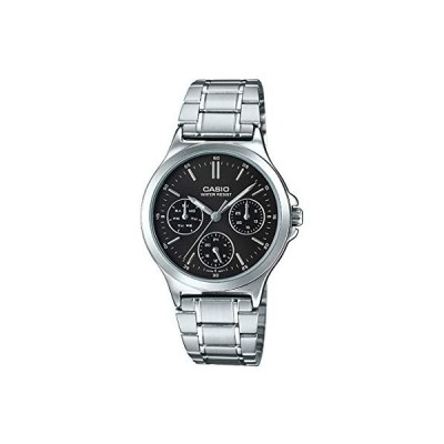 腕時計 カシオ レディース A1146 (LTP-V300D-1AUDF) Casio LTP-V300D-1A Women's Standard Stainless Stee
