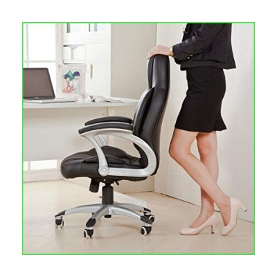 US Gaming Chair Computer Office Chair Haokanba Racing PC Desk Chair Adjustable Swivel High Back Carbon Fiber Style PU Leather Executive Ergo
