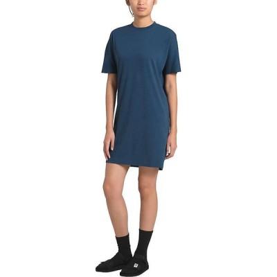 ザ ノースフェイス The North Face レディース ワンピース ワンピース・ドレス Woodside Hemp Tee Dress Shady Blue