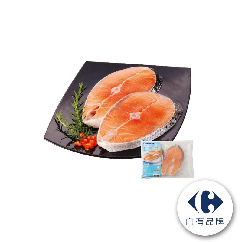 家樂福鮭魚切片
