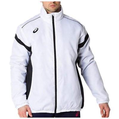 アシックス 中綿ジャケット  メンズ ユニセックス ウォーマージャケット ブリリアントホワイト 100 AS-2031A902-100