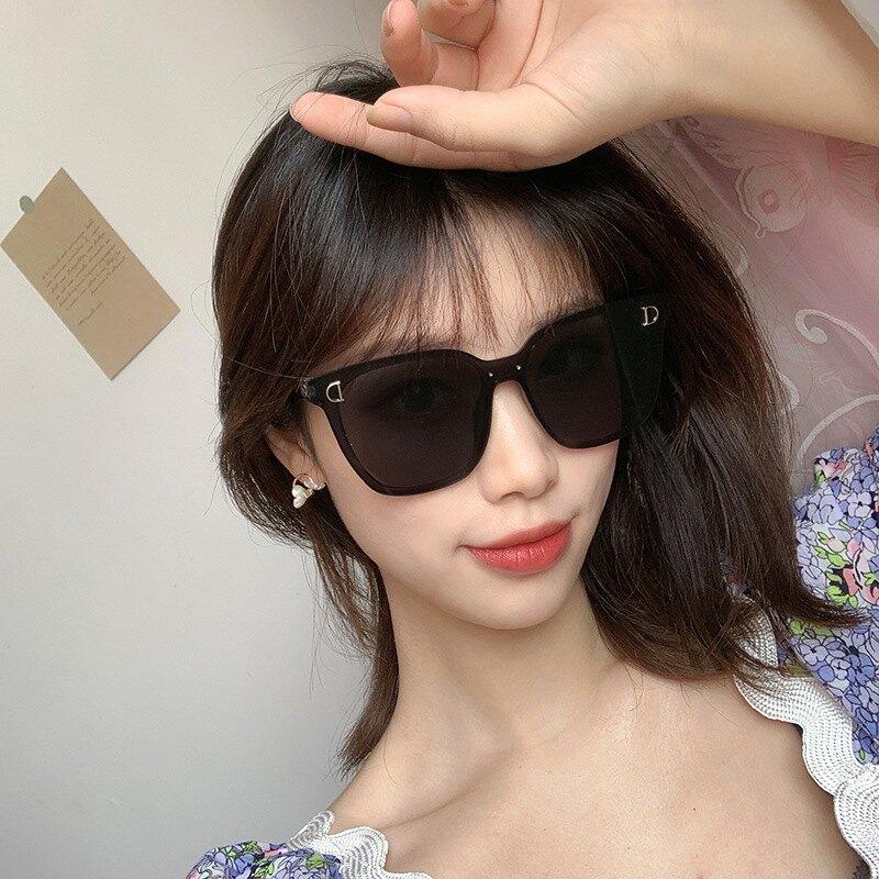 時尚太陽鏡  男女款一體鏡片  防紫外線太陽眼鏡