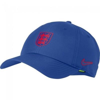 サッカーイングランド代表 キャップ 帽子 ナイキ Nike ロイヤル H86 Cap 2020-2021