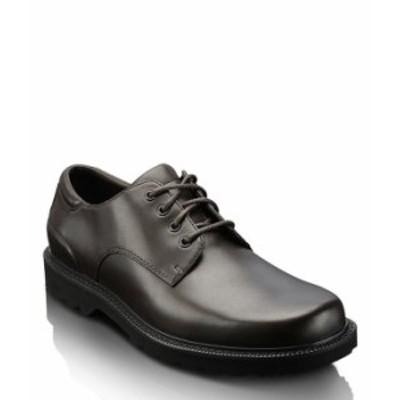 ロックポート メンズ ドレスシューズ シューズ Men's Waterproof Leather Northfield Oxford Dark Brown