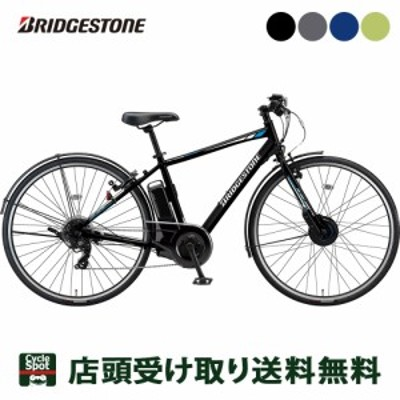 店頭受取限定 ブリヂストン Eバイク スポーツ 電動自転車 電動アシスト TB1 e ブリジストン BRIDGESTONE 9.9Ah 7段変速