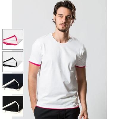 wjk 20s sweater's cut&sewn 7834lj91 【 スウェッターズシリーズ 汗ジミ防止 】【MENS】