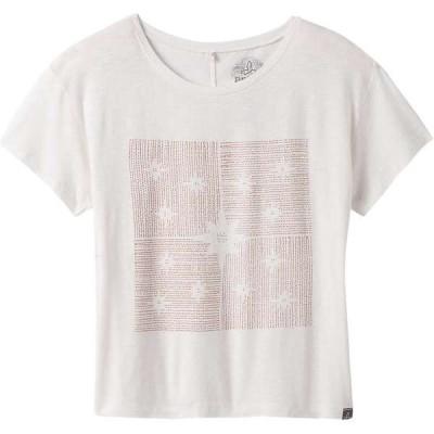 プラーナ レディース Tシャツ トップス Prana Women's Chez Tee