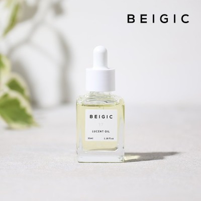 (5%OFFクーポン対象外商品)  BEIGIC (ベージック) ルーセントオイル 35ml | オイル フェイシャルオイル フェイスオイル 保湿