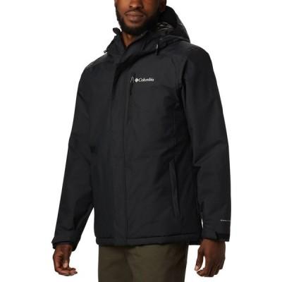 コロンビア ジャケット&ブルゾン アウター メンズ Columbia Men's Tipton Peak Insulated Jacket Black