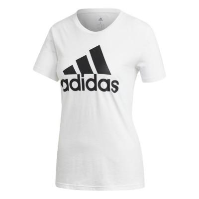 アディダス adidas レディース スポーツウェア 半袖 Tシャツ W BOS CO TEE IEX82 FQ3238 【2020FW】