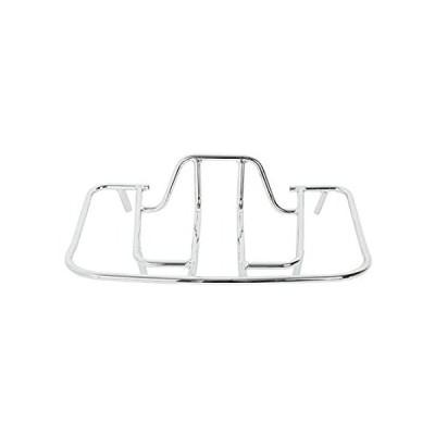 TCMT Tour Pack Carrier Trunk Top Luggage Rack Rail Fit For Honda GL1800 GL [並行輸入品]