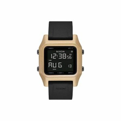 NIXON Staple Black/Gold A1282010-00 国内正規品