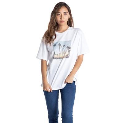 セール SALE ロキシー ROXY  DAY DREAM ルーズフィット Tシャツ Womens T-shirts