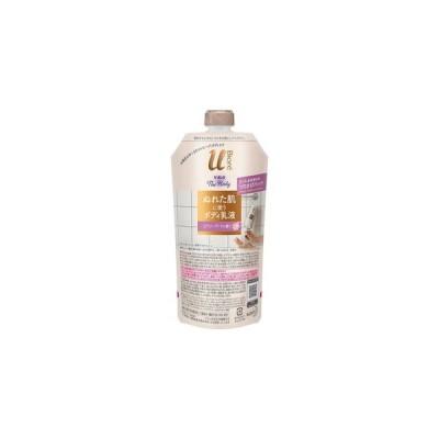 ビオレu ザ ボディ The Body ぬれた肌に使うボディ乳液 エアリーブーケの香り つりさげパック 300ml[配送区分:A]