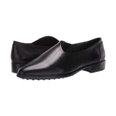 Spring Step スプリングステップ レディース 女性用 シューズ 靴 ローファー ボートシューズ Jaymiet - Black