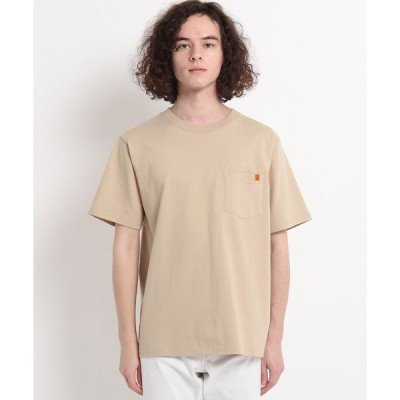 Dessin(Men)(デッサン(メンズ))UNIVERSAL OVERALL ポケットTシャツ