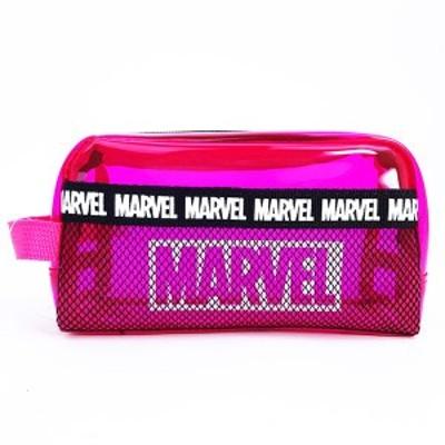 MARVEL マーベル PVCペンポーチ 筆箱 PK グッズ