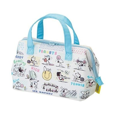 Japanese PEANUTS we loves sports SNOOPY orestCold storage Lunch bag from Ja