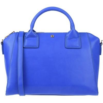 ICE PLAY ハンドバッグ ブライトブルー ポリウレタン 100% ハンドバッグ