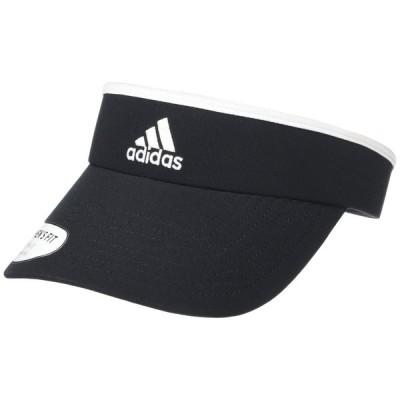 アディダス adidas レディース サンバイザー 帽子 Match Visor Black/White