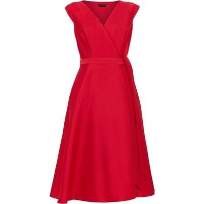 フェーズ エイト Phase Eight レディース ワンピース ワンピース・ドレス Estelle Fit And Flare Dress Raspberry