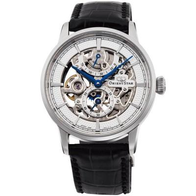 ポイント10倍オリエントスター 腕時計 メンズ  RK-AZ0002S クラシックコレクション スケルトン 2021年新作