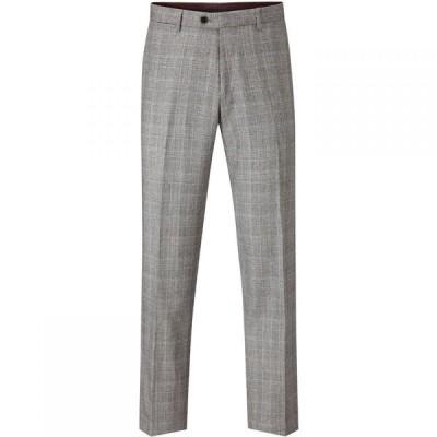 スコープス Skopes メンズ スラックス ボトムス・パンツ Etheridge Suit Trouser Grey