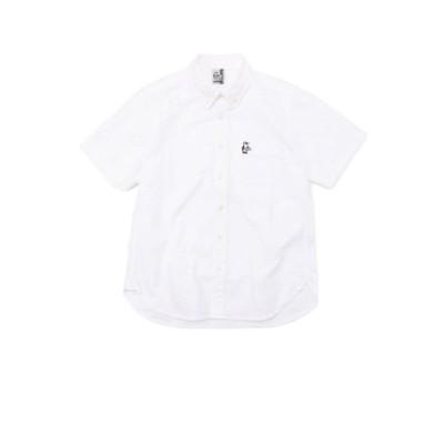 チャムス(CHUMS)オックス ショートスリーブシャツ CH02-1153-W040