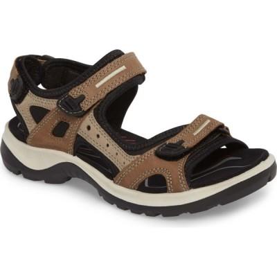 エコー ECCO レディース サンダル・ミュール シューズ・靴 Yucatan Sandal Birch Leather