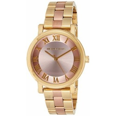 腕時計 マイケルコース レディース Michael Kors Women's Norie Gold-Tone Watch MK3586